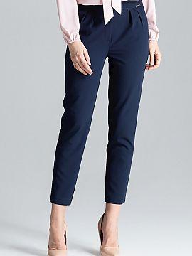1a6e3261ab Kolor Granatowy Spodnie eleganckie Hurtownia odzieży on-line
