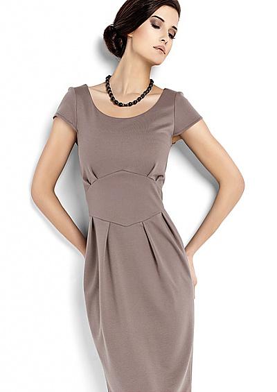 Шикарные офисные платья